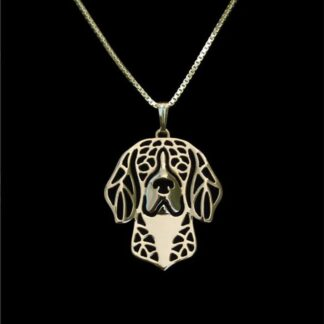 Beagle-pendant-Necklace-for-women-choker-necklace-Dog-Jewelry-Pet-Lovers