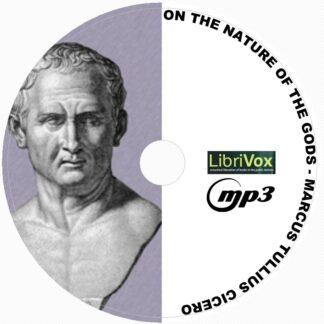 De Natura Deorum On the Nature of the Gods Marcus Tullius Cicero