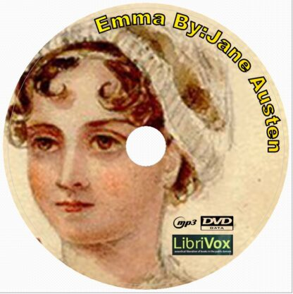 Emma Audiobook MP3OnDVD JaneAustenAudiobookon MP3 DVD