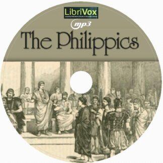 The Philippics Marcus Tullius Cicero