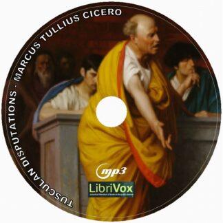Tusculan Disputations Marcus Tullius Cicero
