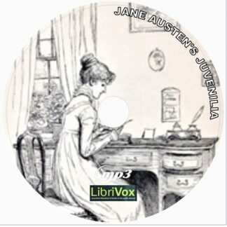 Jane Austens's Juvenilia Audiobook MP3 On CD