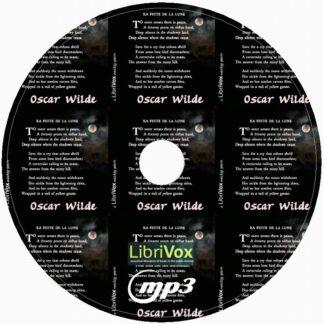 La Fuite De La Lune By Oscar Wilde Audiobook MP3 On CD