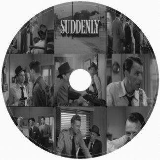 SUDDENLY 1954 FILM NOIR