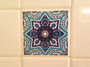 TIVA tile art  #1231