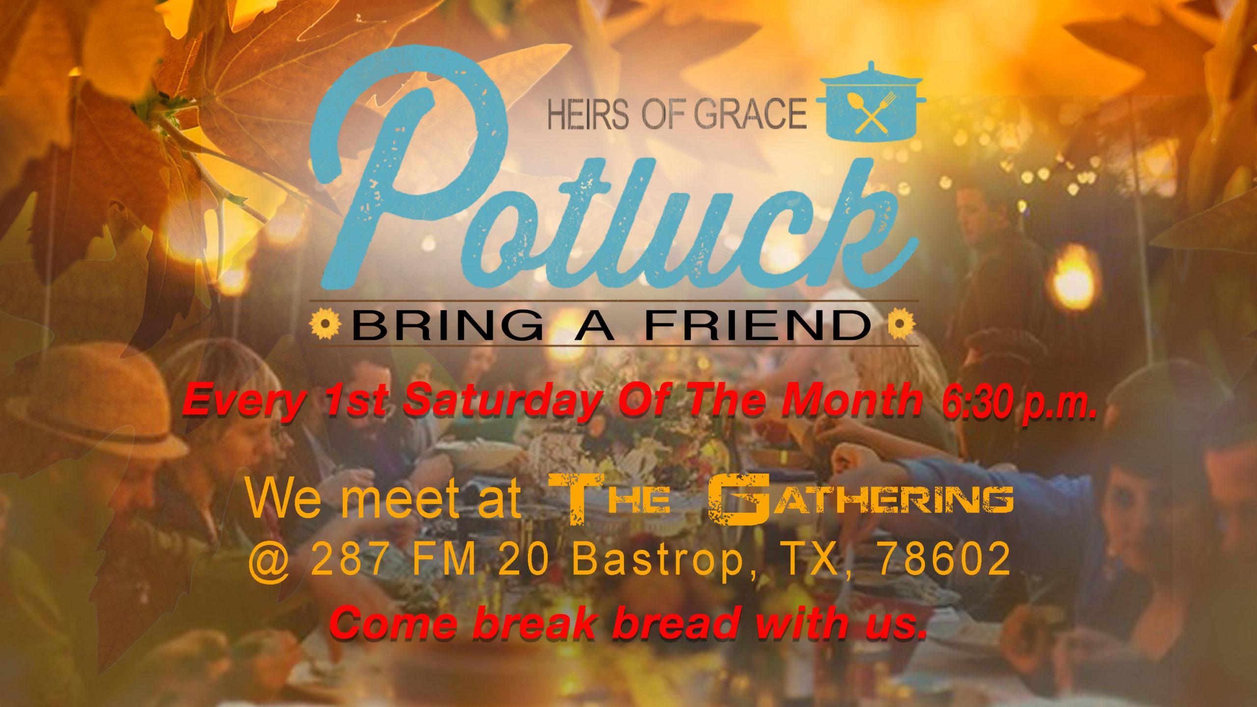 Come break bread with us!