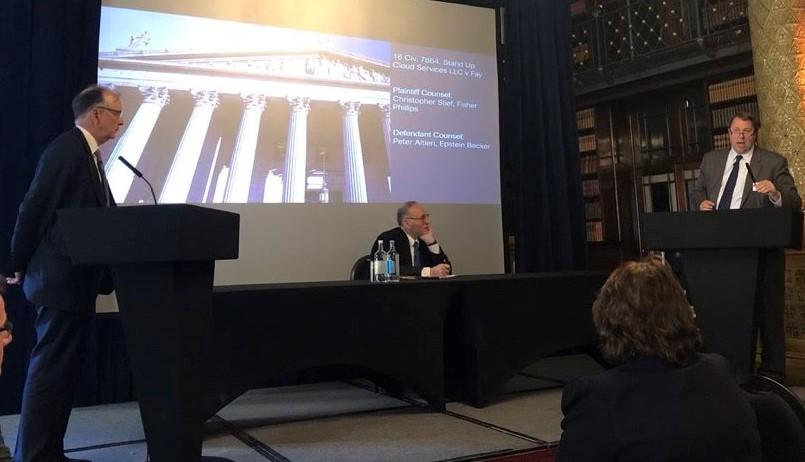 Chris Stief, Peter Altieri, Michael Lampert