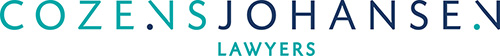 Cozens Johansen Lawyers Logo