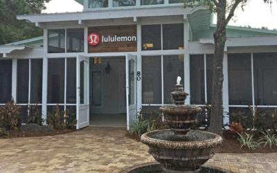 Lululemon opens newest store in vacation destination