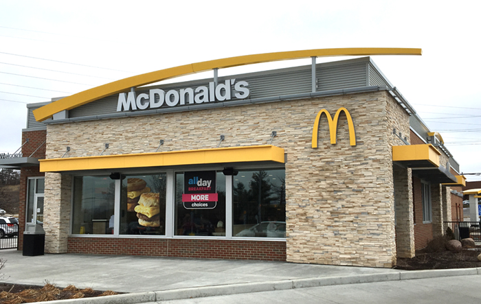 CMG, Inc. planning major remodels for McDonalds in the South and Southwest