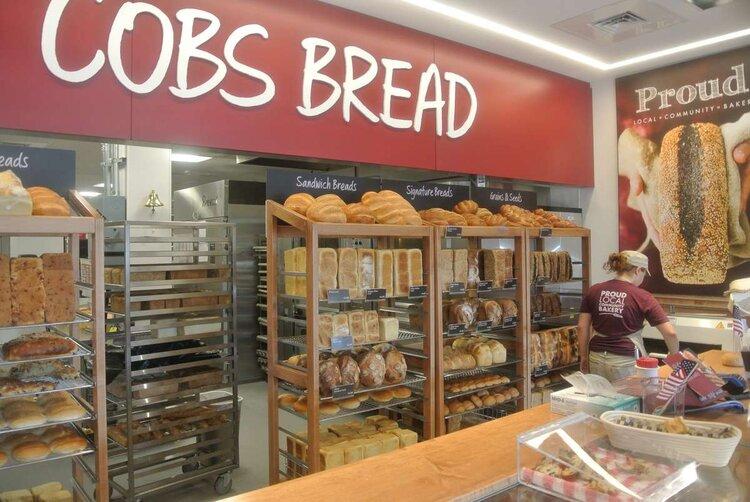 Cobs Bread Interior