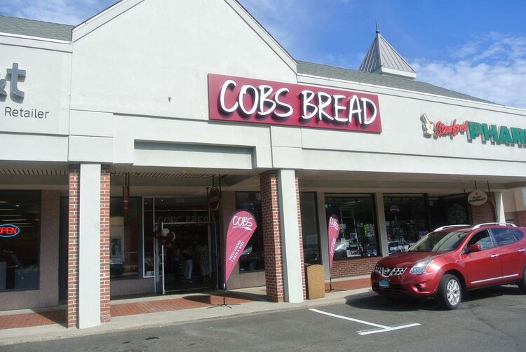 Cobs Bread Exterior Storefront