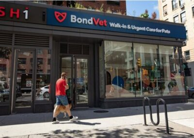 Bond Vet opens 4th location in Chelsea (NYC)