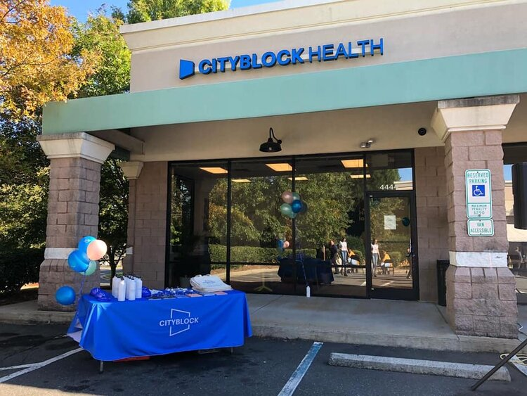 Cityblock Health exterior storefront