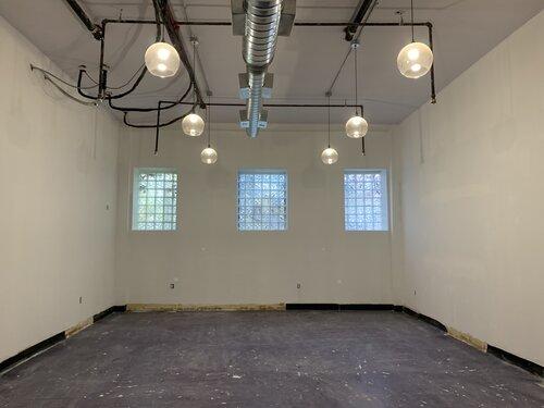 Bond Vet Interior Construction