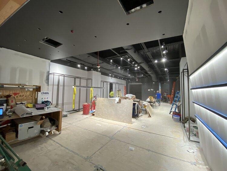 Arc'Teryx interior construction