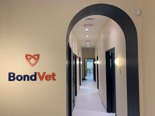 Bond Vet Exam Room Entrance