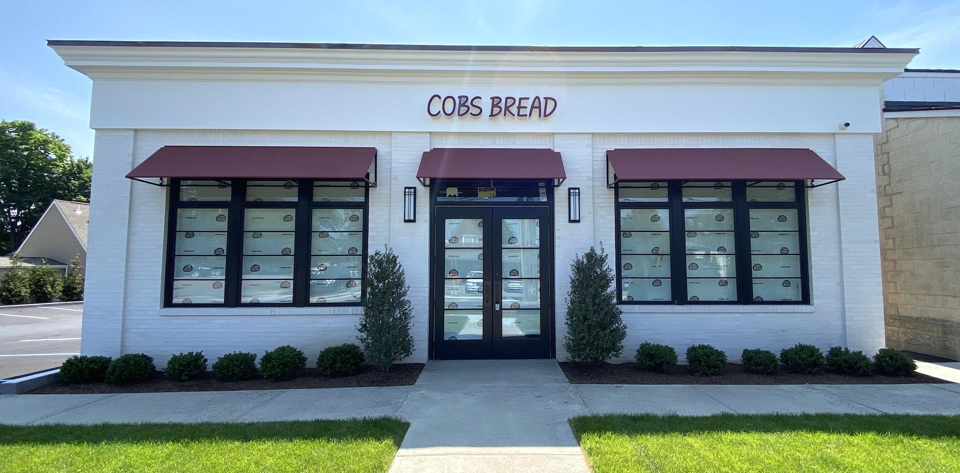 Cobs Bread exterior