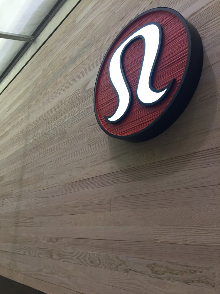 lululemon athletica logo icon