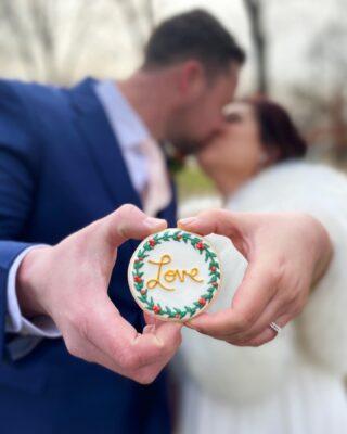 Anyone else LOVE Christmas weddings? 🎄❤️🎄❤️🎄 . . . .  #weddingcookies #Ido #dcweddings #dcwedding #dcbride #virginiawedding #cookiedecorating #customcookies #timeforcookies #sugarcookies #sugarcookiedecorating #cookiesthatinspire #cookieideas #cookieart #royalicingcookies #cookier #instacookies #cookieoftheday #cookielove #cookieboss #cookiegram #virginiabaker #novabaker #dmvfoodie #virginiabakery #virginiabakers #dmvfoodie #northernvirginia #dcsmallbusiness #christmaswedding #christmasweddings