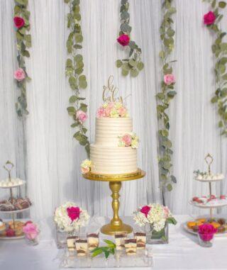 Oh baby! 🌸🌸🌸 Love, love, love seeing a cakes final sitting place 💗  . . .  #babyshowercakes #weddingcake #dcbaby  #dcweddings #dcwedding #dcbride #virginiawedding  #buttercreamlove #buttercreamdesign #BakerLife #cakesdaily #bakeyourworldhappy #howtocakeit #cakesinstyle #cakeinspo #buttercreamfrosting #buttercreamcakes #cakesofinstagram #cakedesign #baking #showercake #cakedecorators #buzzfeedfood #cakegram #thebakefeed #instacake #instabakes #instabakers #stylishcakes #Ohbaby