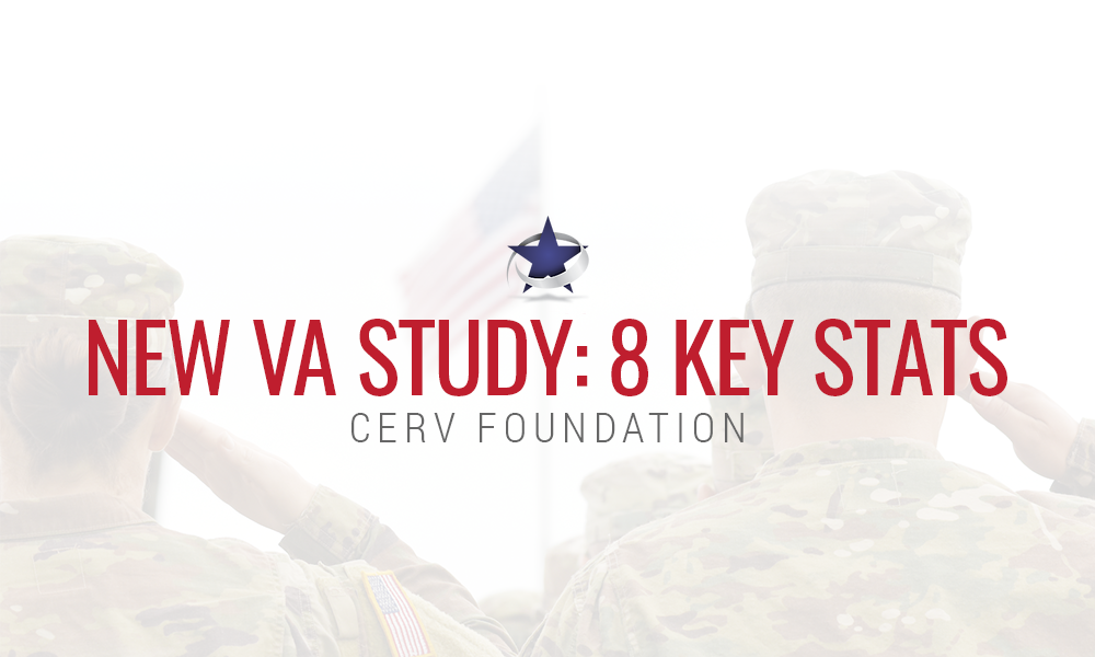 8 Key Veteran Statistics from VA study