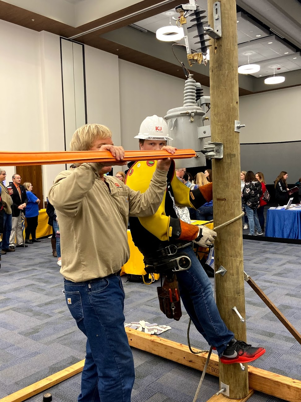 """""""Experiential"""" IdeaFestival Student Day at Morehead State University Hosts 430 Students From the Region."""