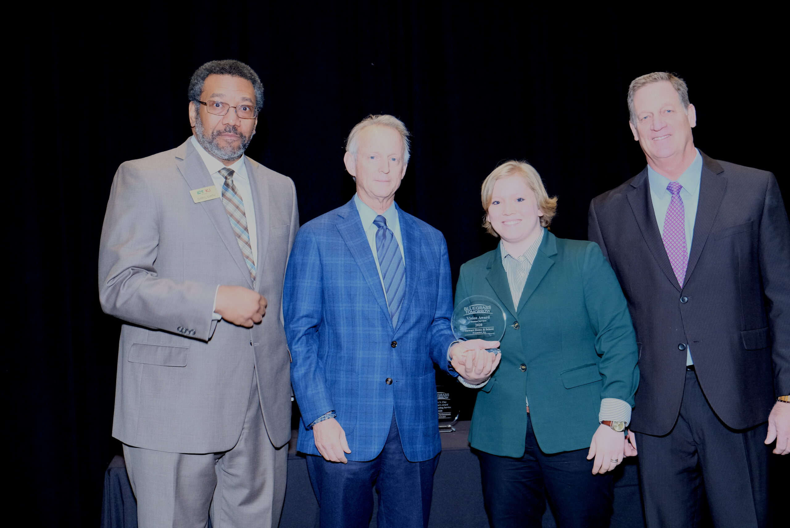 Stewart Home & School Receives 2019 Vision Award for Human Services