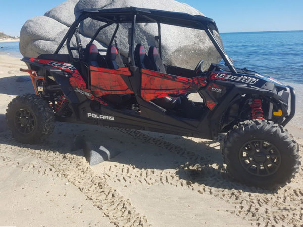 renting quads in los barriles