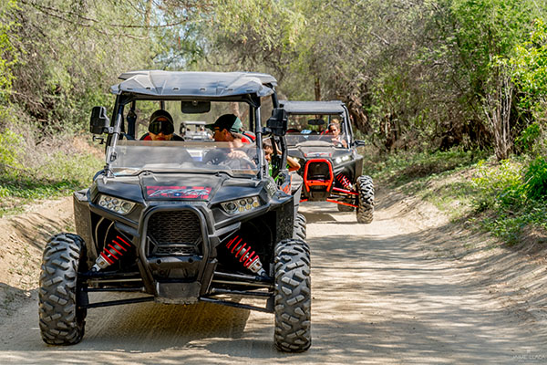 QuadGirl Guided Tours - You drive, we lead the way
