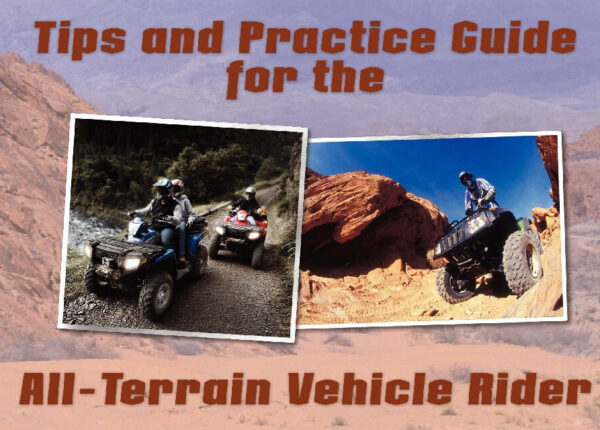 Safe ATV riding