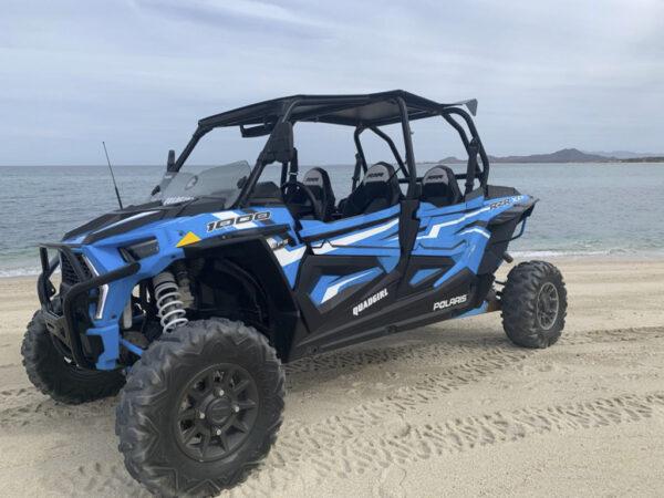 Los Barilles ATV rental Quad rental