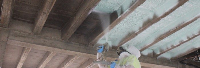 Closed Cell Spray Foam at Phelps County Bank – Rolla, MO