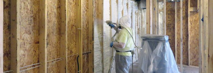 Home Addition With Open Cell Foam Insulation in Webster Groves, MO