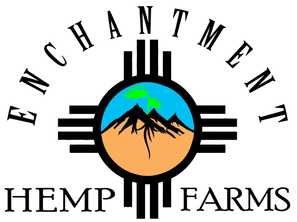 Enchantment Hemp Farms logo large