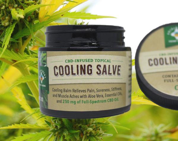CBD Cooling Salve CBD Product