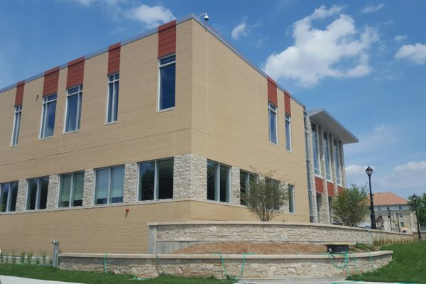 Carroll University Science Building