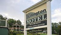 Killington Motel Sign