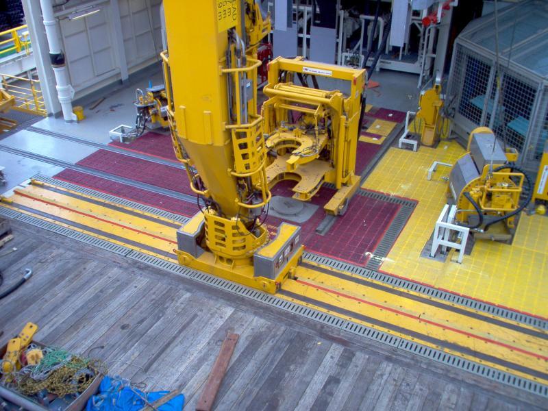Rig Floor Matt 7