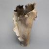 Dawson Morgan Vessel Vase Raku Smoke 7x8x15