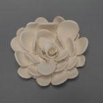 Dawson Morgan Wall Flower Small Round 9x9x3
