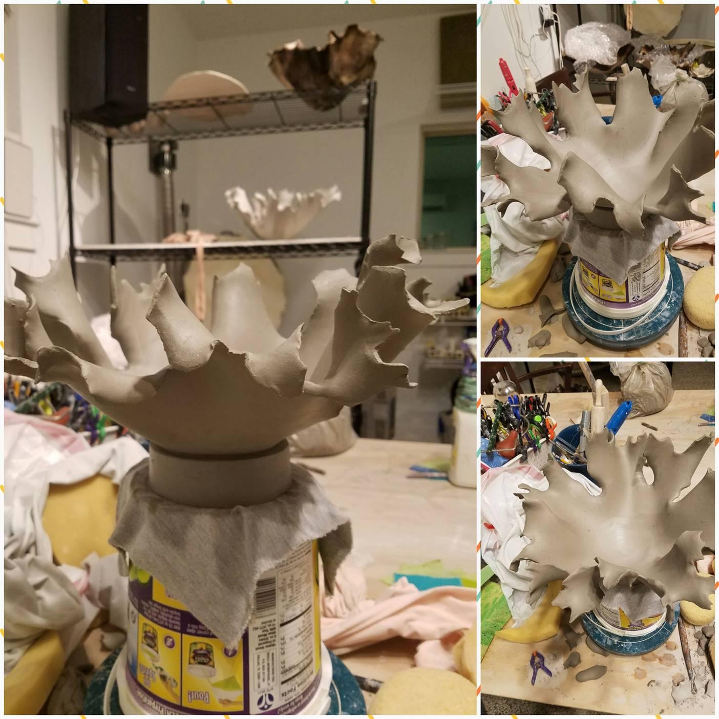 ceramic art studio