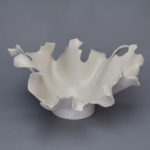 White Centerpiece_White_Matte_Medium_Round_12x12x7