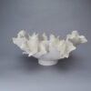 White Centerpiece_White_Matte_Medium_Round_15x15x7