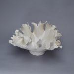 White Centerpiece_White_Matte_Medium_Round_15x15x7