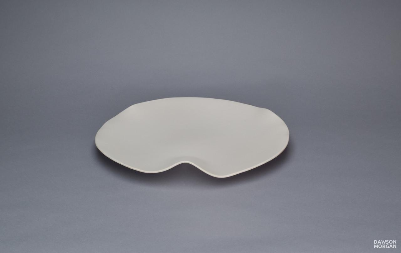 Dishware_White_Matte_Medium_Round_13x11x2