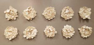 Wallflowers Installation Sculptures