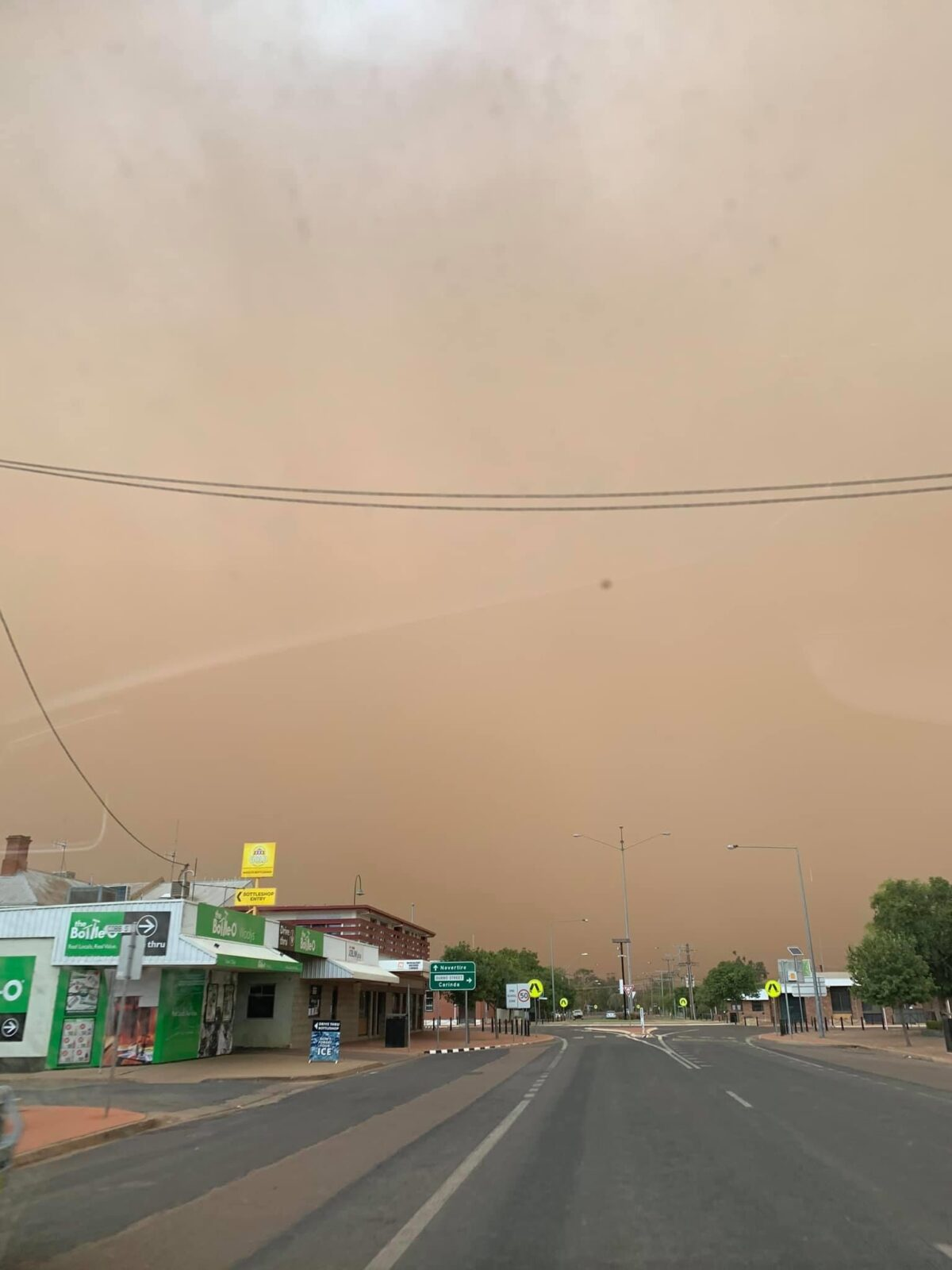 Marie Stewart_Open_Dust Storm Warren 23rd January 2020