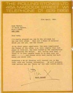 Rolling Stones - Gerry Moran