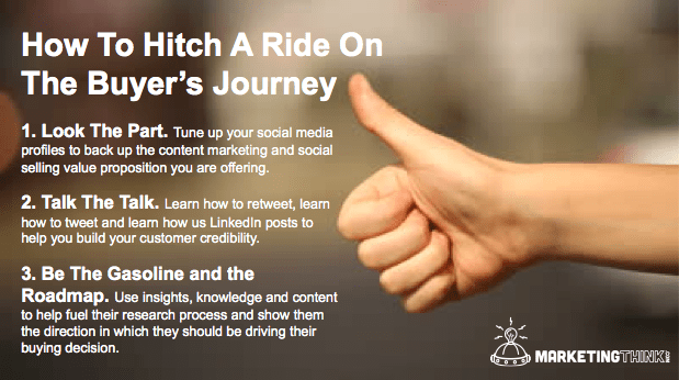 Hitch A Ride   MarketingThink.com   @GerryMoran